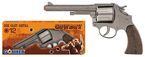 gonher-76-0-revolver-giocattolo-margarita-12-colpi-23-cm-in-metallo-zincato-effetto-antico