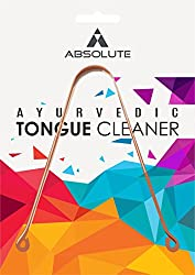 Absolute Combo of 2 Ayurvedic Copper Tongue Cleaner