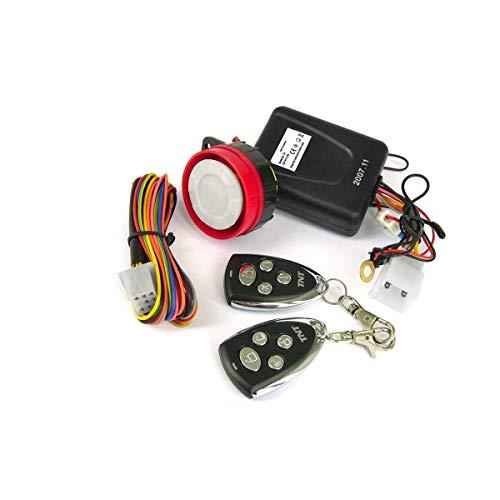 Alarma para motocicleta con mando a distancia para moto Universal de TNT