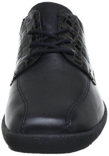 Ganter 0-207921-0100 Katrin Weite K, Chaussures basses femme Noir-V.3