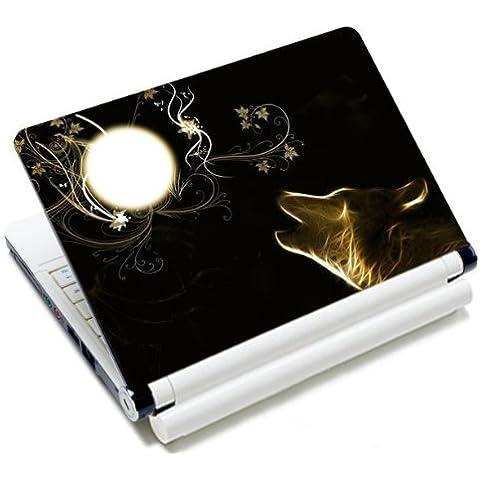 MySleeveDesign – Skin Pegatina decorativa adhesivo protector para la tapa de ordenadores portátiles 10,2
