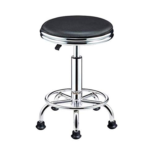 Asdsa Hocker Bar Round Chair Adjustable Swivel Gas Lift Hairdressing Therapy Beauty Massage Spa...