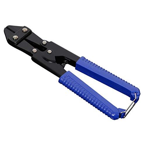 Mini Bolzenschneider Mangan Stahl Crimpzange Cutter Tool Stahl Stabzwingen Zangen Handwerkzeuge Drahtschneider Zangen - Blau