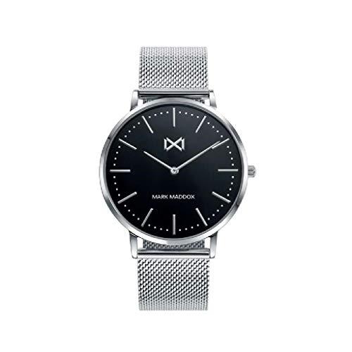 Mark Maddox HM7122-57 Montre à Bracelet pour Homme