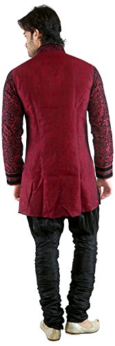 New-Looks-Mens-Linen-Kurta-Pyjama