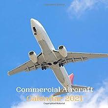 Commercial Aircraft Calendar 2021