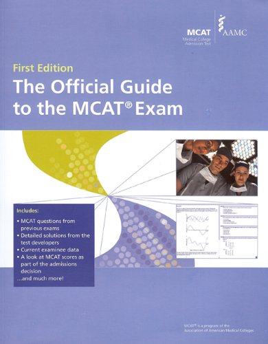 The Official Guide to the MCAT Exam