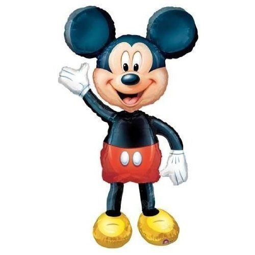 Mickey Mouse Giant Airwalker Balloon by Mickey & Minnie ()