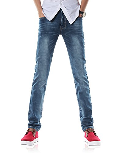 Demon&Hunter 817 Series Men's Straight Leg Fit Jeans