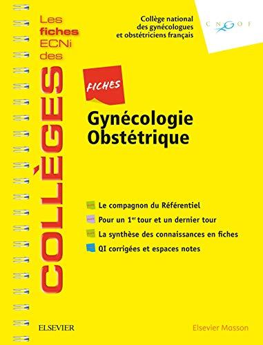 Fiches Gynécologie-Obstétrique