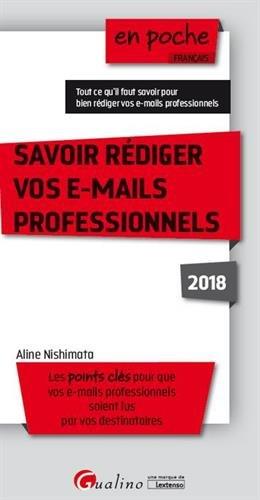 Savoir rédiger vos e-mails professionnels