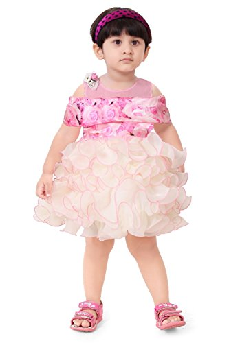 0f4868e2 Apna Party Dress Party Frock Baby Party Dress for Kids Multicolour ...