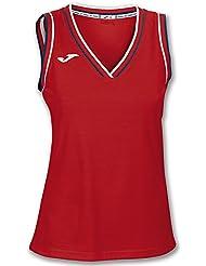 Joma - Camiseta terra rojo s/m woman para mujer