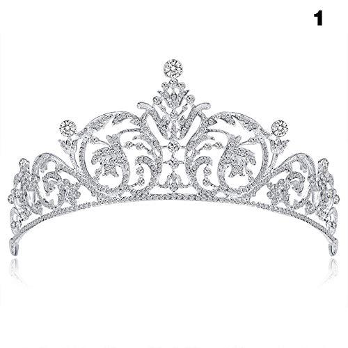 Frau Höhle Kostüm - Dastrues Weinlese-Braut-Kronen-Frauen-Höhlen-Kopfschmuck-glänzender Abschlussball-Hochzeits-Kronen-Rhinestone-Dekor-Kopfschmuck