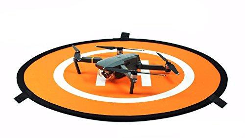 Preisvergleich Produktbild Kingwon Drone Landing Pad,Faltbares Helikopter Helipad für DJI Mavic Pro Platinum / Mavic Air, Dronepad Zubehör für DJI Phantom 2 3 4 Inspire 1