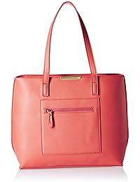 Caprese Women's Tote Bag (Bright Peach)