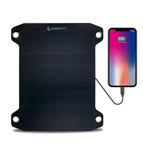 SunnyBAG Leaf+ – Premium Outdoor Solar Ladegerät - 2