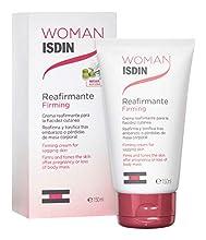 ISDIN WOMAN rassodante, crema con olio di rosa mosqueta per la flacidità dopo la gravidanza o perdita di peso, 150 ml
