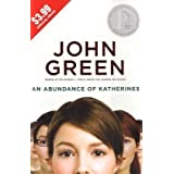 An Abundance of Katherines by John Green (2008-08-14)