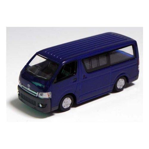 tommy-tech-jiokore-la-voiture-collection-80-hachimaru-vol1-toyota-hiace-dx-bleu-marine-1-80-ho-jauge
