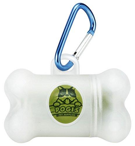 pogis-poop-bags-dispensador-para-bolsas-incluye-1-rollo-15-bolsas-ecologicas-perfumadas-hermeticas