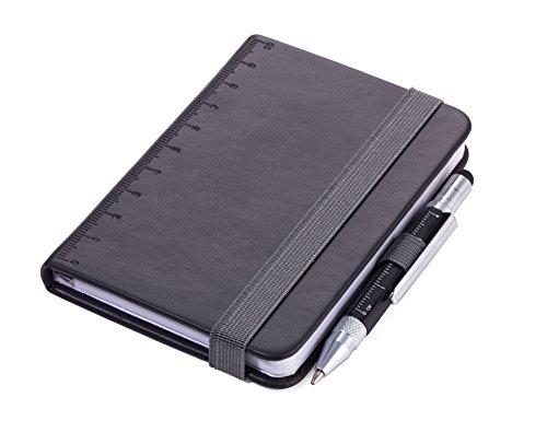 TROIKA NPP25/BK Nero A7 128fogli quaderno per scrivere
