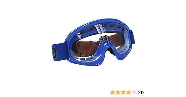 Leopard Motocross Brille Motorrad Quad Atv Off Road Schutz Brille Motorradbrillen Erwachsene Blau Auto
