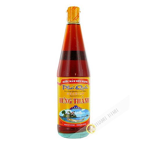 Fischsauce 35N Nuoc Mam Sieu Hang Phu Quoc 650 ml