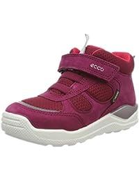 ECCO Mädchen Urban Mini Hohe Sneaker