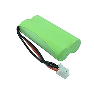 AboutBatteries 225113 Nickel Metal Hydride 700mAh 2.4V rechargeable battery - rechargeable batteries (Nickel Metal Hydride, DECT telephone, Green, Kala Vox 300)