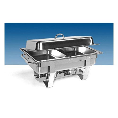 Saro 213-1002 Chafing Dish, 2 x 1/2 GN, ANOUK 2 Test