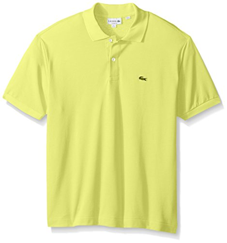 X-Large-Limeira-Lacoste-Mens-Short-Sleeve-Pique-L1212-Classic-Fit-Polo-Shirt-Past-Season