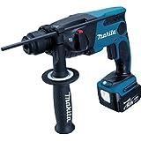 Makita BHR162RFJ Akku-Bohrhammer 14,4 V, 2 Akkus und Ladegerät im Makpac