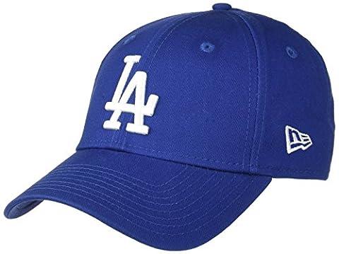 New Era League Essential Cap Herren, Blau, fr: Einheitsgröße (Größe Hersteller: Einheitsgröße)