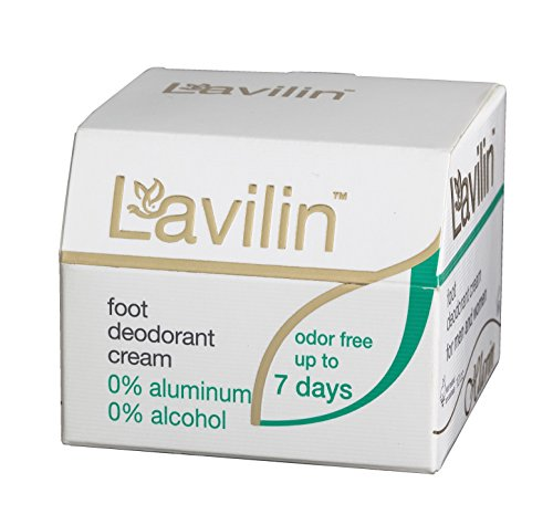 Lavilin Bio Balance 10 ml Natural Foot Deo Creme - Lavilin Deo