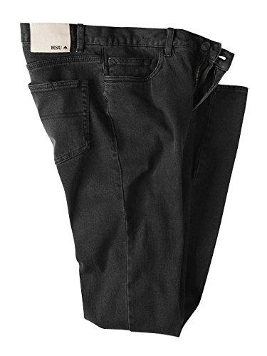 Emerica Herren Jeans Hsu Saratoga Denim Black