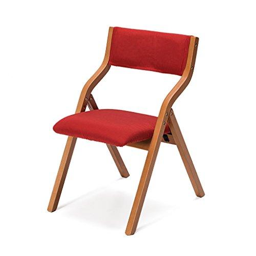 Massivholz Klappstühle Haushalt Esstische und Stühle Klappstühle Einfache moderne Stühle Moderne Stühle