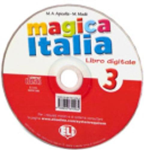 Magica Italia: Libro Digitale (CD-ROM) 3