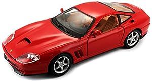 Ferrari - 550 Maranello, vehículo (Bburago 18-26004)
