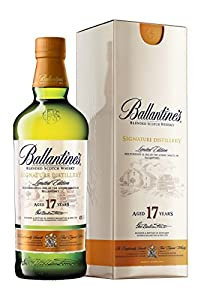 Ballantine's 17 Year Old Miltonduff Blended Scotch Whisky, 70 cl by Ballantine's
