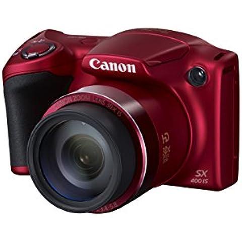Canon Powershot SX400 - Cámara digital compacta de 16 Mp (pantalla de 3