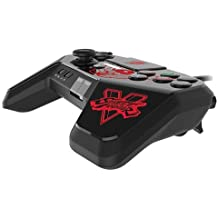 Mad Catz - Street Fighter V Fightpad Pro Bison, Color Negro