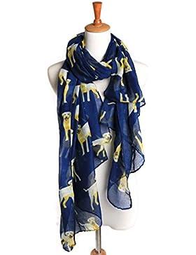 LAIDAGE Las Mujeres De Moda De Lujo De Gran Tamaño Bufanda Clásica Al Aire Más Cálido