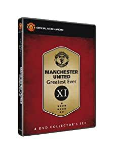 Manchester United - The Greatest Ever XI [DVD]