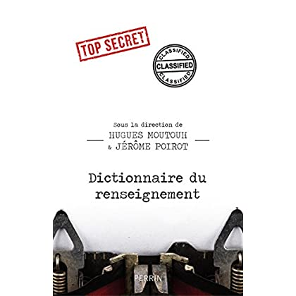Dictionnaire du renseignement