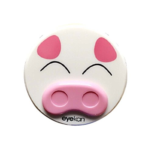 plastic-contact-lenses-holder-round-shape-pink-cute-pig-pattern-lenses-cases