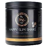 itsme.now Happy Slim veganes Protein-Pulver. Rein pflanzlich aus Reis- und Erbsenproteinen. Vegan Protein Abnehm-Shake in leckerem Tiramisu-Geschmack. Made in Germany