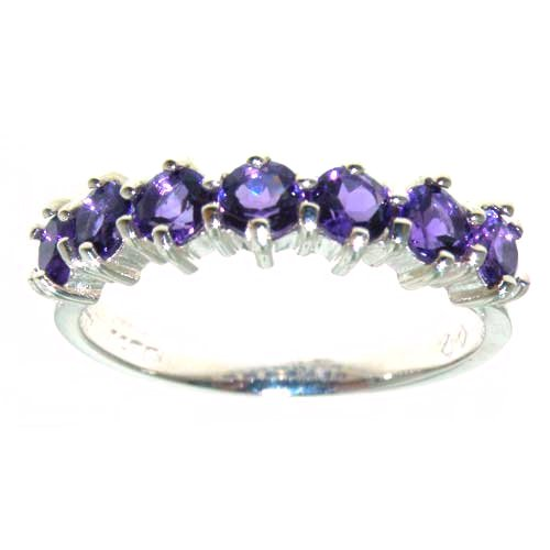 solid-white-10ct-gold-ring-for-women-set-with-natural-amethysts-eternity-anniversary-band-style-size