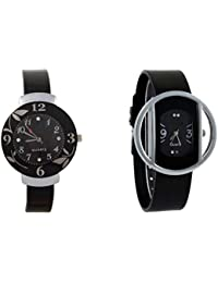 Shoppingmazz Formal, Party, Wedding, Formal 239 Black Ck Black Analog Black Dial Women's Watch