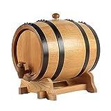 Wine Rack - Wein-Fass-dauerhafter Essig-Rotwein gebraute Waren-Weinkellerei-Dekoration (größe : 48×Diameter 38cm)